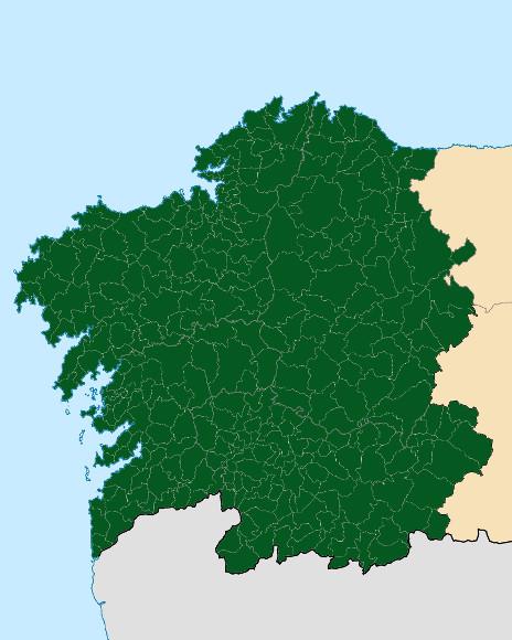 Mapa de situación de Jabalí