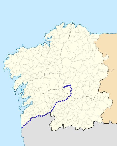 Mapa de situación de Asma