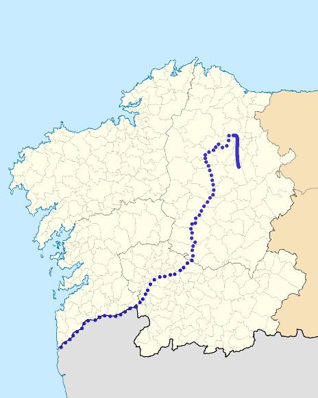Mapa de situación de Azúmara