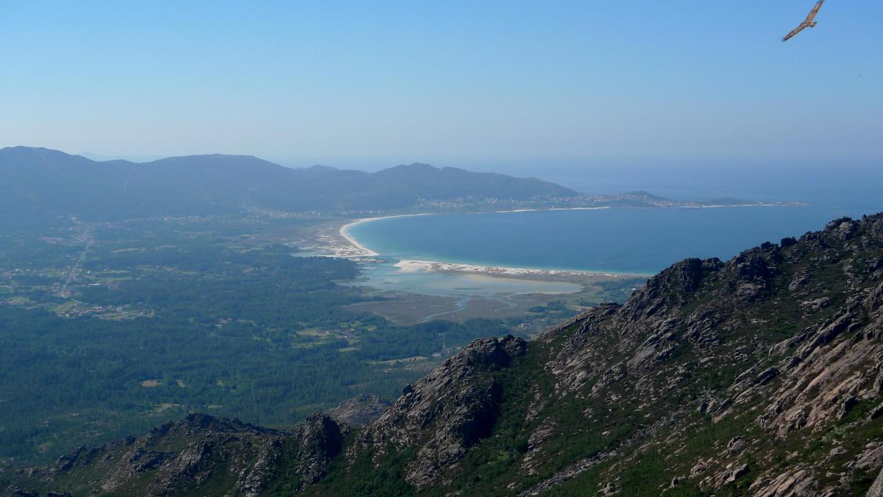 Carnota y Monte Pindo