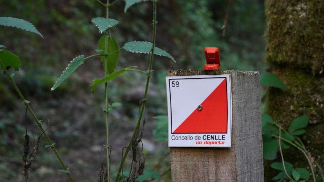 Circuito de Orientación de Cenlle (Galicia)