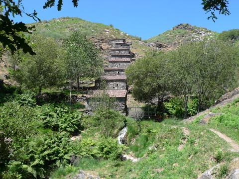 Muiños do Picón e do Folón (Galicia)