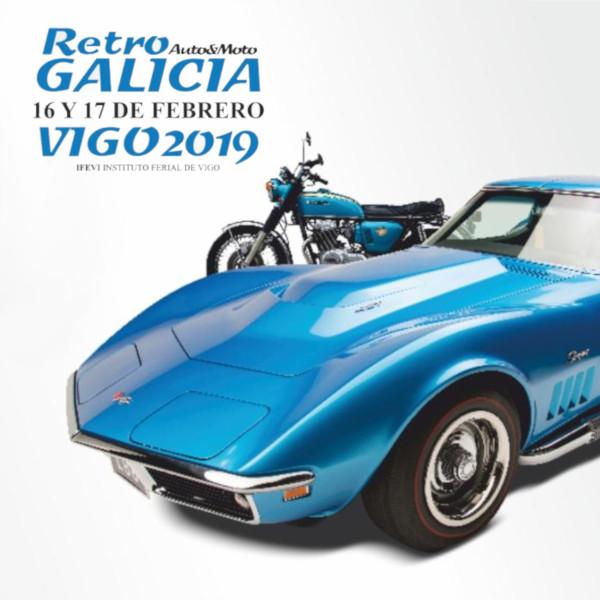IX Edición del Retro Galicia 2019