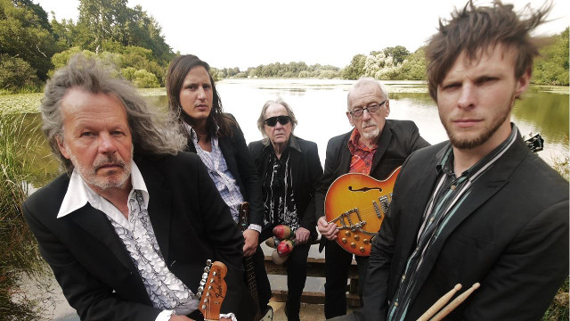 The Pretty Things + Luke Winslow King (Galicia)