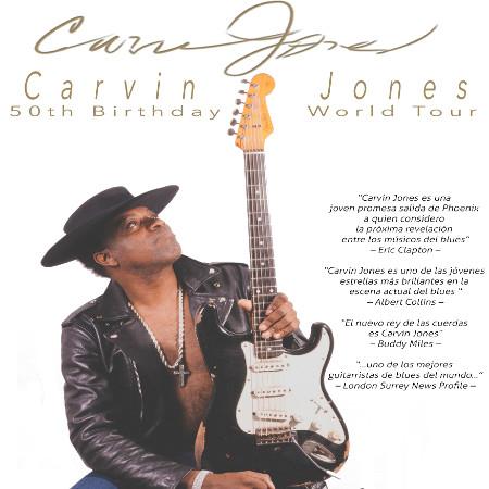 Carvin Jones Band