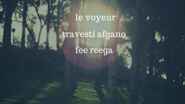 Le Voyeur + Travesti Afgano + Fee Reega (Galicia)