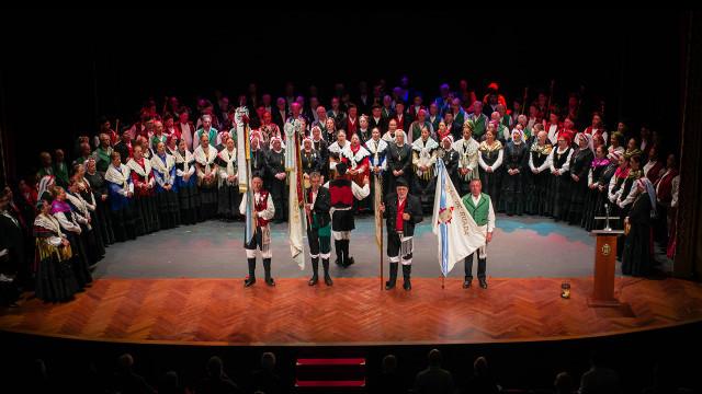 XII Ciclo Coros Históricos (Galicia)