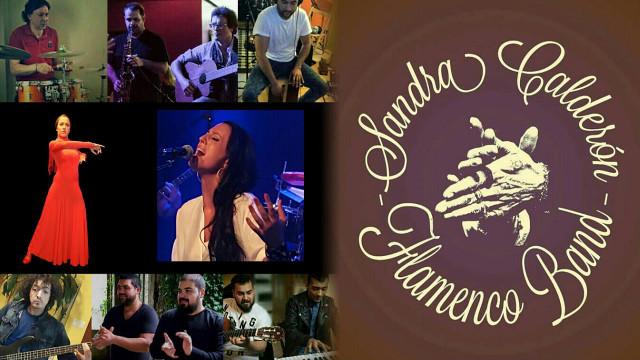 Sandra Calderón y Flamenco Band (Galicia)