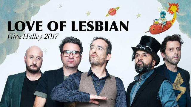 Love of Lesbian (Galicia)