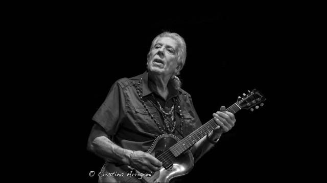 John Mayall Livin' & Lovin' The BluesTour (Galicia)