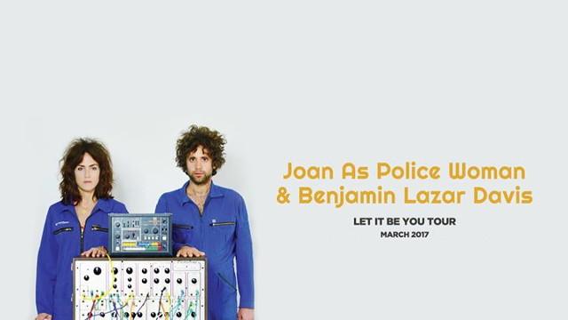 Joan As Police Woman & Benjamin Lazar Davis (Galicia)