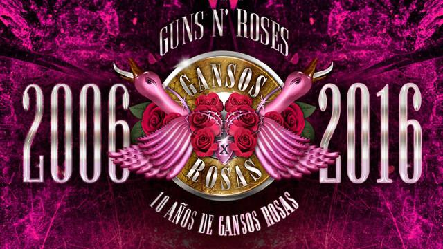 Gansos Rosas (Galicia)