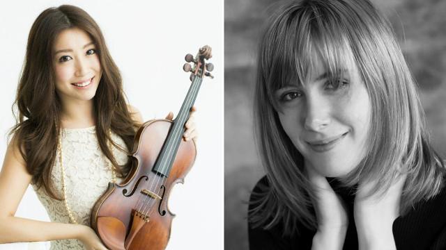 Mayu Kishima y Susana Bartal (Galicia)