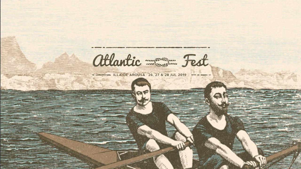 Cartel completo para el Atlantic Fest 2019 (Félix González)