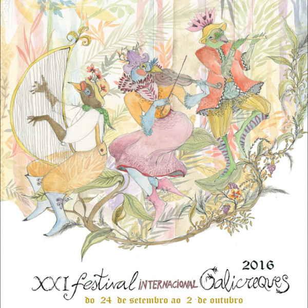 XXI Festival Internacional Galicreques