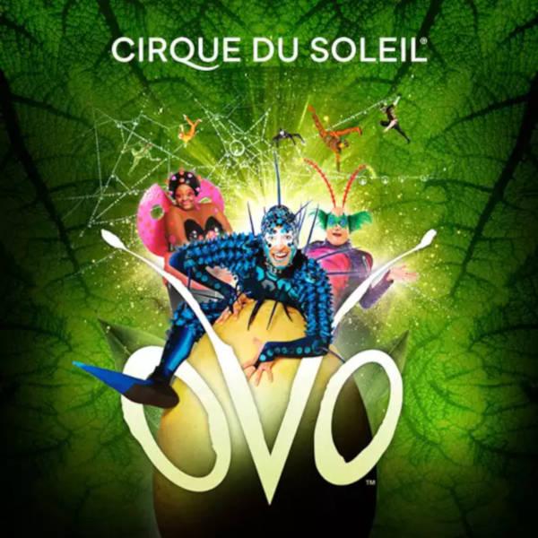 OVO Cirque du Soleil en A Coruña