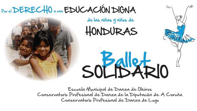 I Gala Benéfica con Honduras (Galicia)