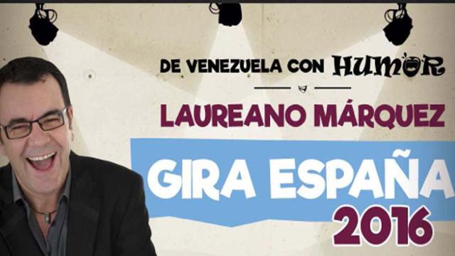 De Venezuela con Humor - Laureano Márquez (Galicia)