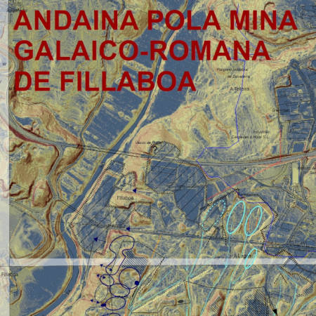 Andaina pola mina galaico-romana de Fillaboa