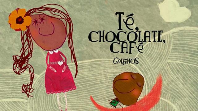 Té, chocolate, café de Golfiños (Galicia)