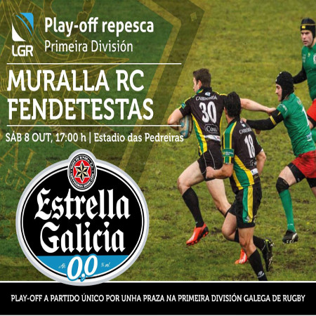 Muralla RC - Fendetestas