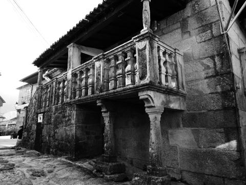 Oficina de Turismo de Combarro (Galicia)