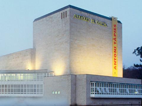 Auditorio de Galicia (Galicia)