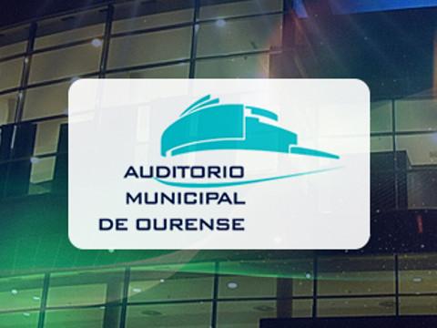Auditorio Municipal de Ourense (Galicia)
