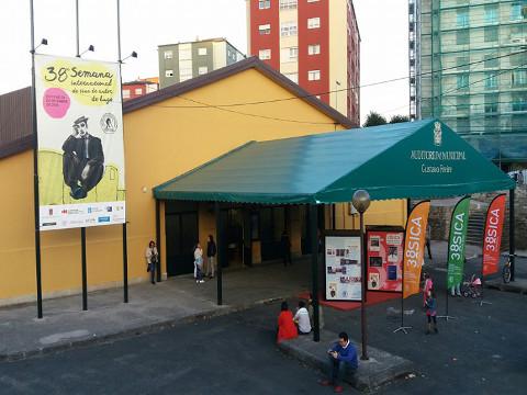 Auditorio Gustavo Freire (Galicia)