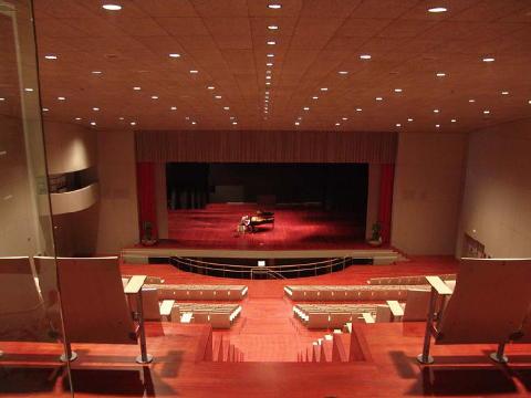 Auditorio Municipal de Vilagarcía de Arousa (Galicia)
