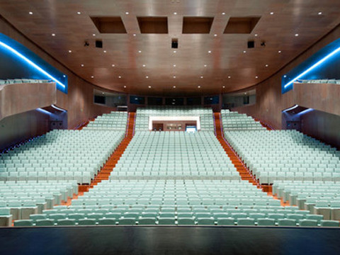 Auditorio Mar de Vigo (Galicia)