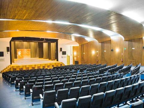 Audiorio Reveriano Soutullo (Galicia)