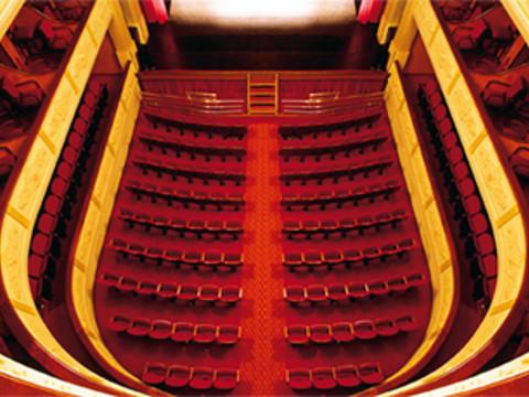 Teatro Principal de Ourense (Galicia)