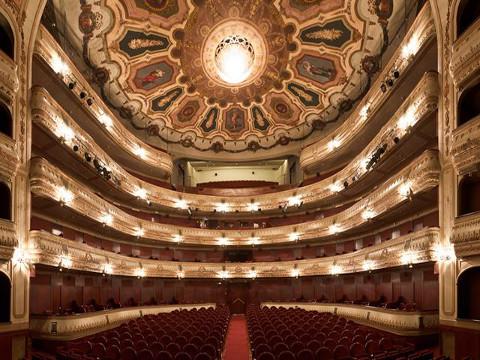 Teatro Rosalía de Castro (Galicia)