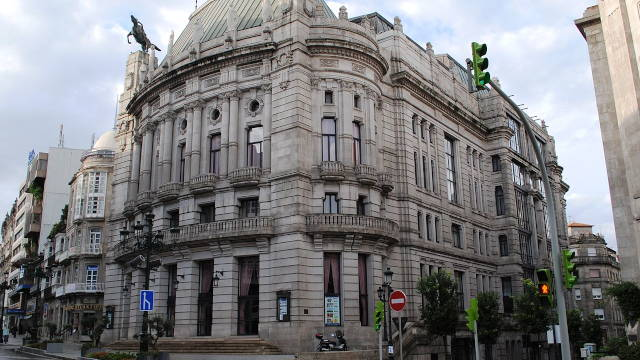 Teatro Afundación (Galicia)