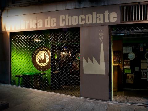 La Fábrica de Chocolate Club (Galicia)