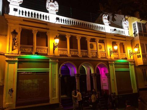 Discoteca Coliseo (Galicia)