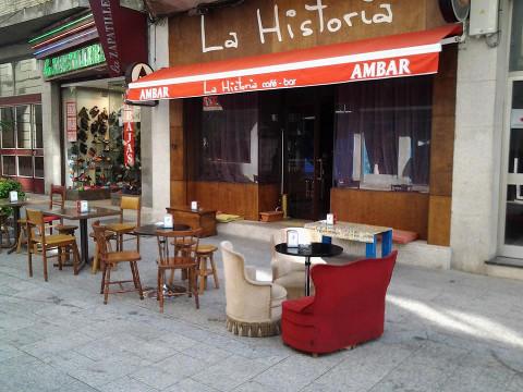 La Historia CaféBar (Galicia)