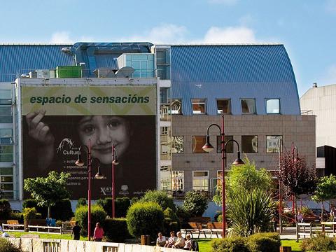 Pazo da Cultura de Carballo (Galicia)