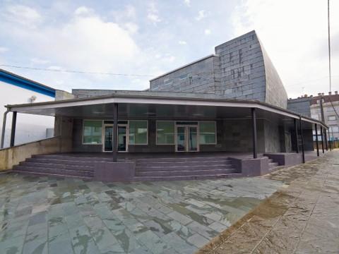 Casa da Cultura de Melide (Galicia)