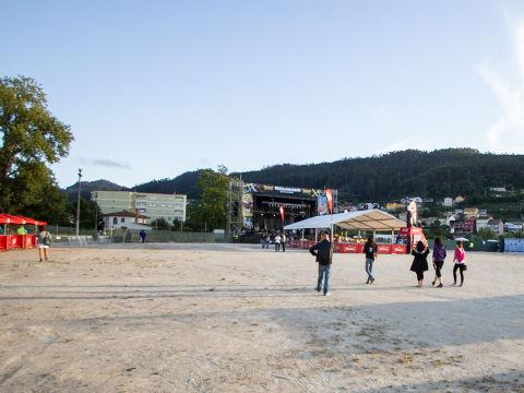 Recinto Multiusos da Estacada (Galicia)